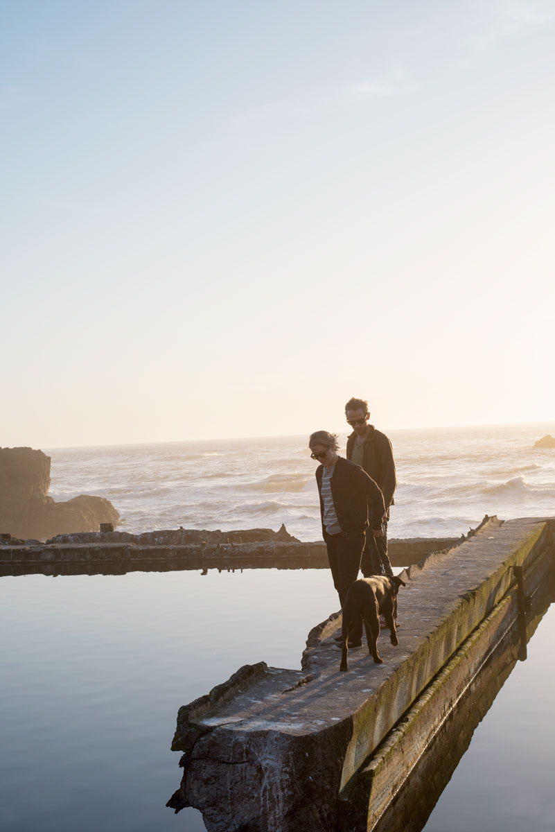 Best San Francisco Places to See for Sunset - Sutro Bath Ruins