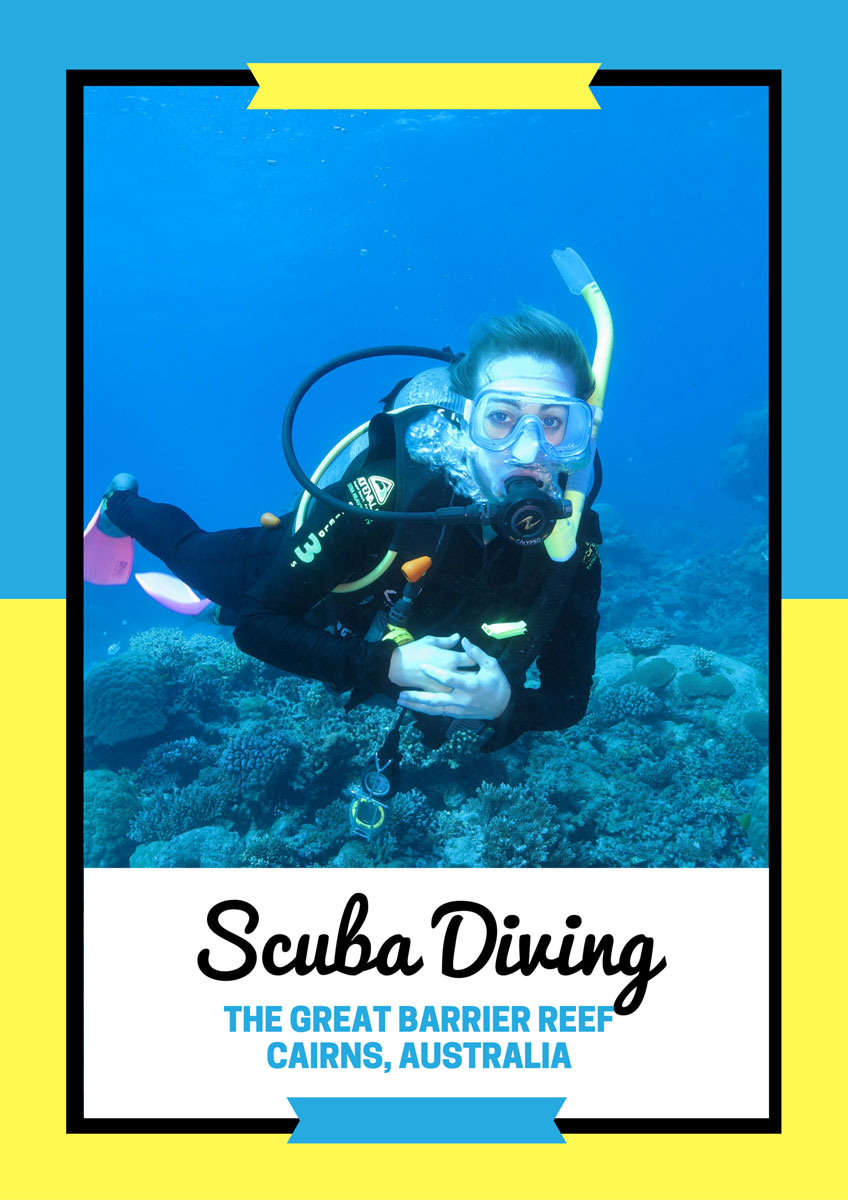 Recommendations for Great Barrier Reef Scuba Diving Tours in Cairns, Australia