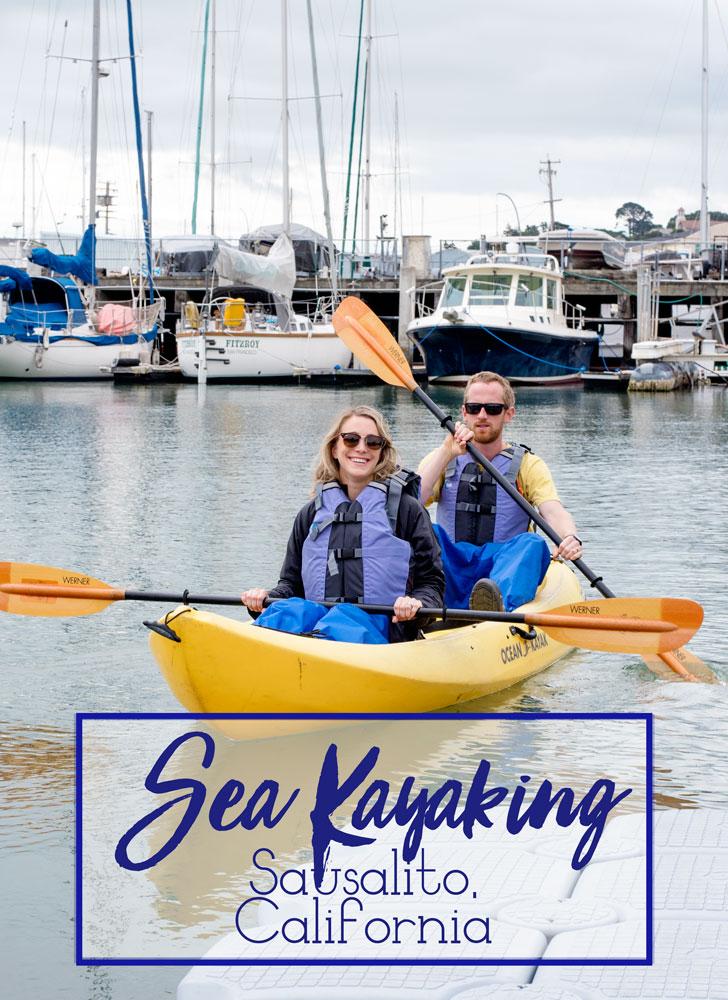 Where to Go Sea Kayaking in Sausalito and San Francisco - Sea Trek