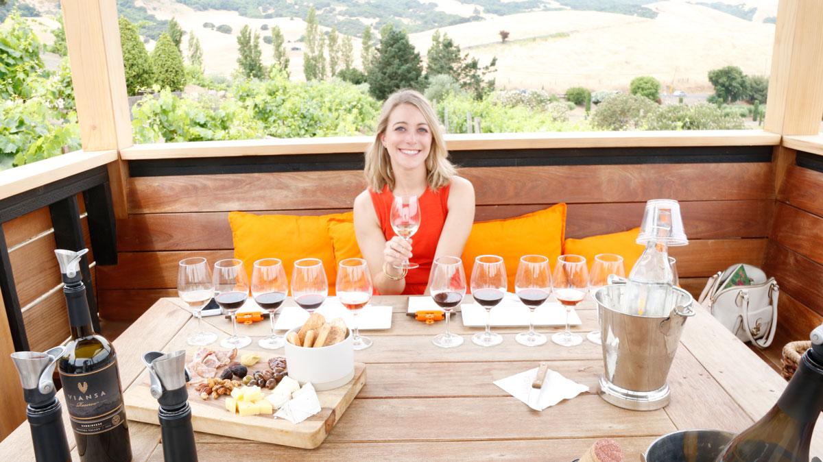 Best Wine Tasting Sonoma - Viansa Winery