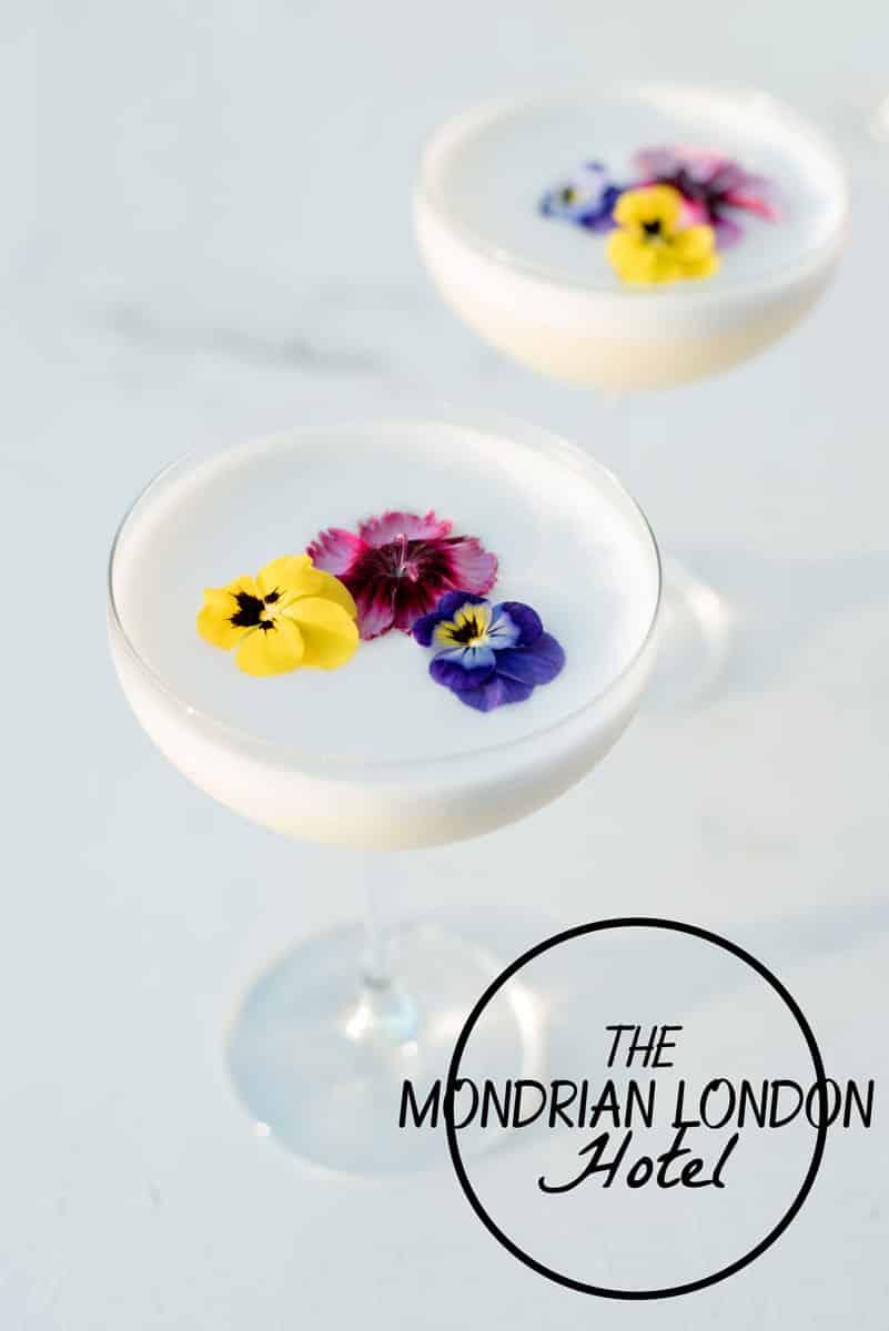 Mondrian London Hotel and Dandelyan Bar - Luxury Boutique Hotel with Craft Cocktails