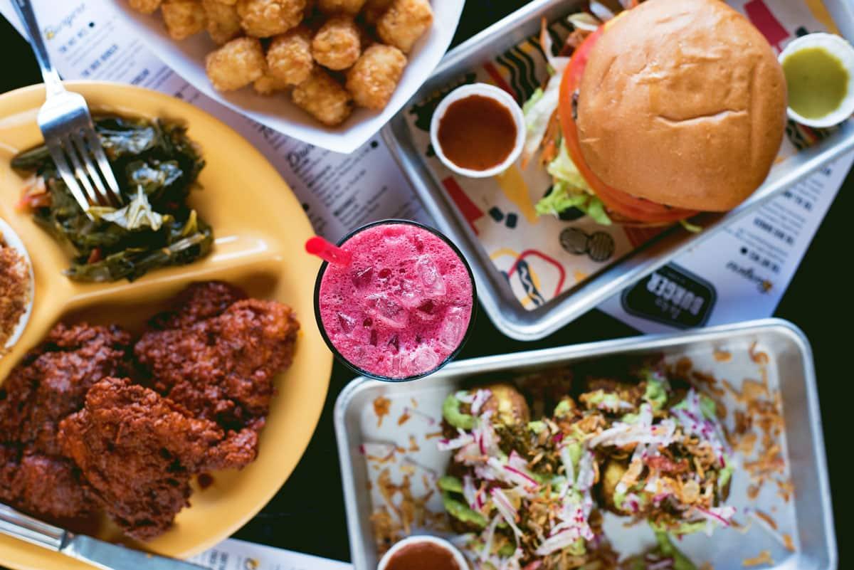 Best Burger in San Francisco - Wesburger n More Mission Neighborhood